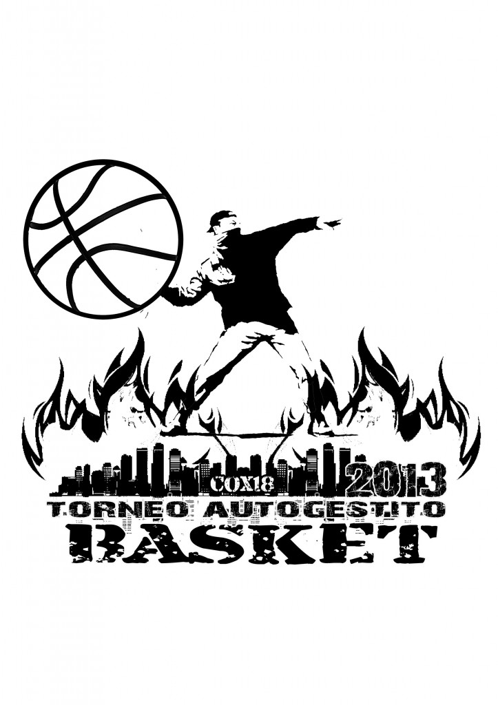t-shirt basketcox