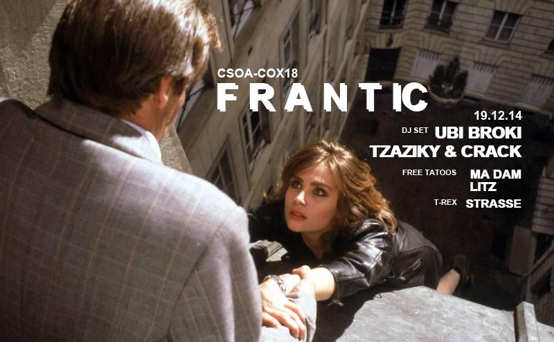 FRANTIC 3.4