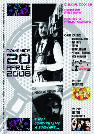 Per ricordare Primo - 20 Aprile 2008 -